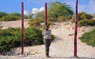 تیرباران سخنگوی الشباب در سومالی/ تصاویر