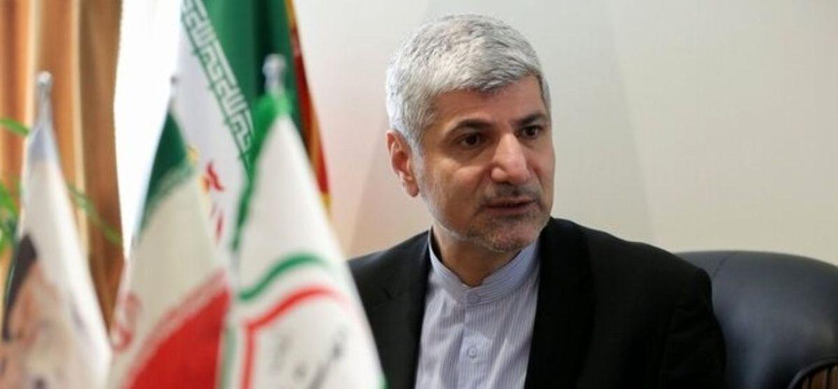 مهمانپرست: نسبت سیاسی با احمدینژاد ندارم