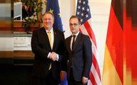 گفتوگوی وزرای خارجه آمریکا و آلمان درباره ایران
