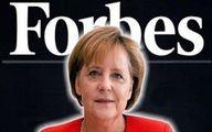 مرکل باز هم در صدر فهرست زنان قدرتمند فوربس