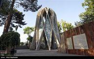 تصاویر دیدنی از آرامگاه حکیم در روز عمر خیام
