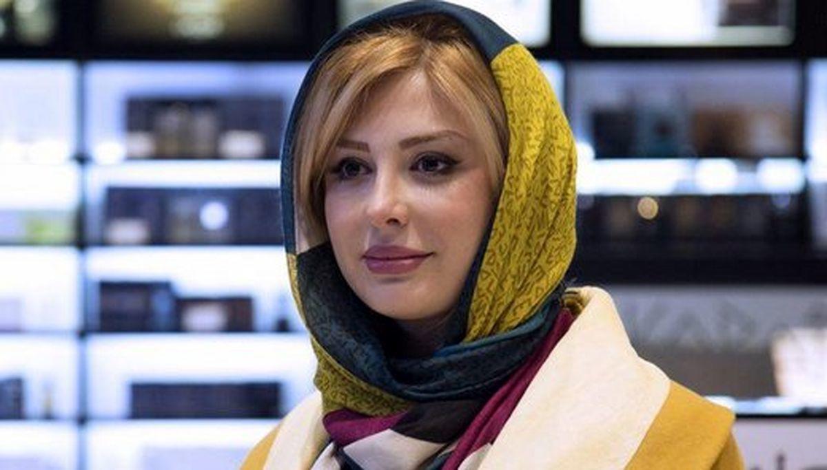 حلقه ازدواج اشرافی نیوشا ضیغمی خبرساز شد! +عکس