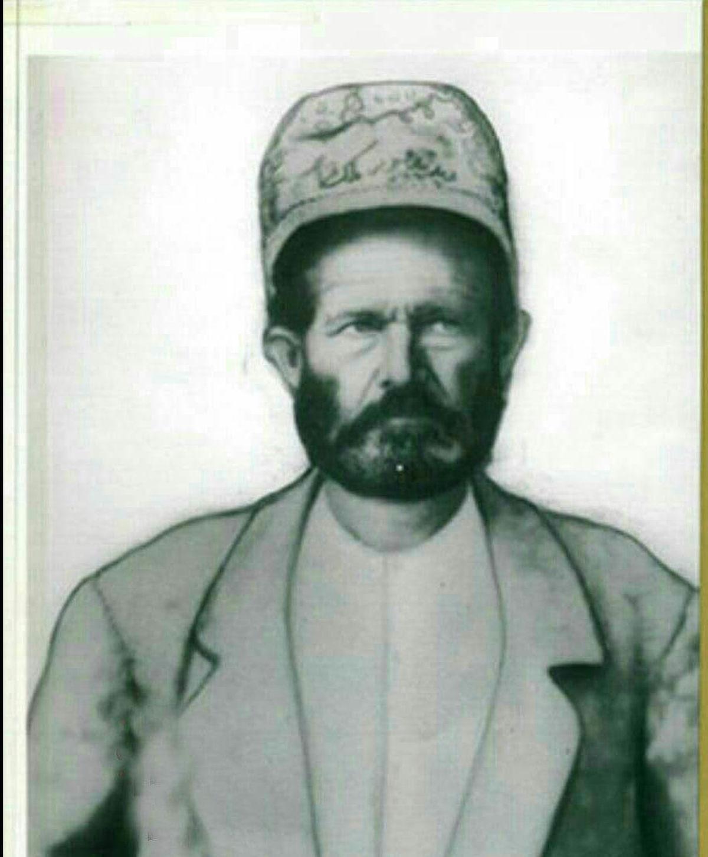 عکس دیده نشده از سید جعفر شاه صاحب مشهور به سیدخندان