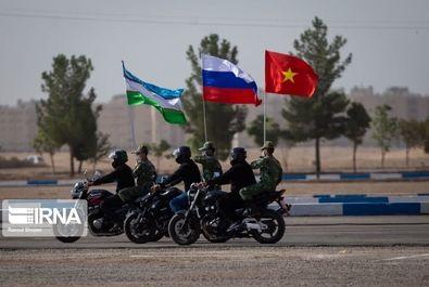 مسابقات نظامی ارتشهای جهان در اصفهان