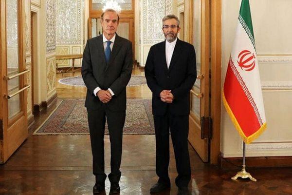 توافق ایران و اتحادیه اروپا برای شروع مذاکرات هسته ای