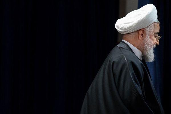 روحانی به باشگاه روسای جمهور مطرود و مغضوب نظام پیوست!