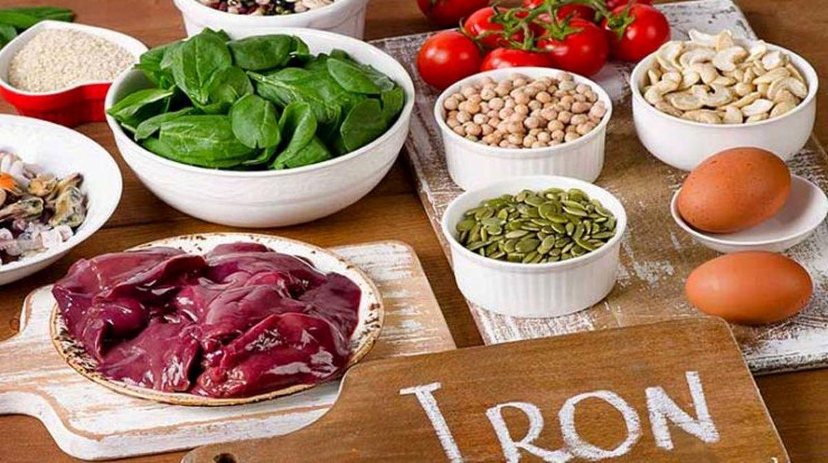 منابع آهن مورد نیاز برای بدنتان را بشناسید