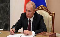 پوتین: آمریکا میخواهد مانع از پیشرفت روسیه شود