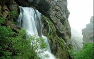 تصاویر مجذوب کنندهی عروس آبشارهای ایران در الیگودرز