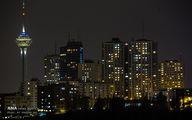 شبهای تهران غرق در نور و رنگ/تصاویر