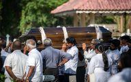 تصاویر / به خاکسپاری قربانیان حمله تروریستی در سریلانکا