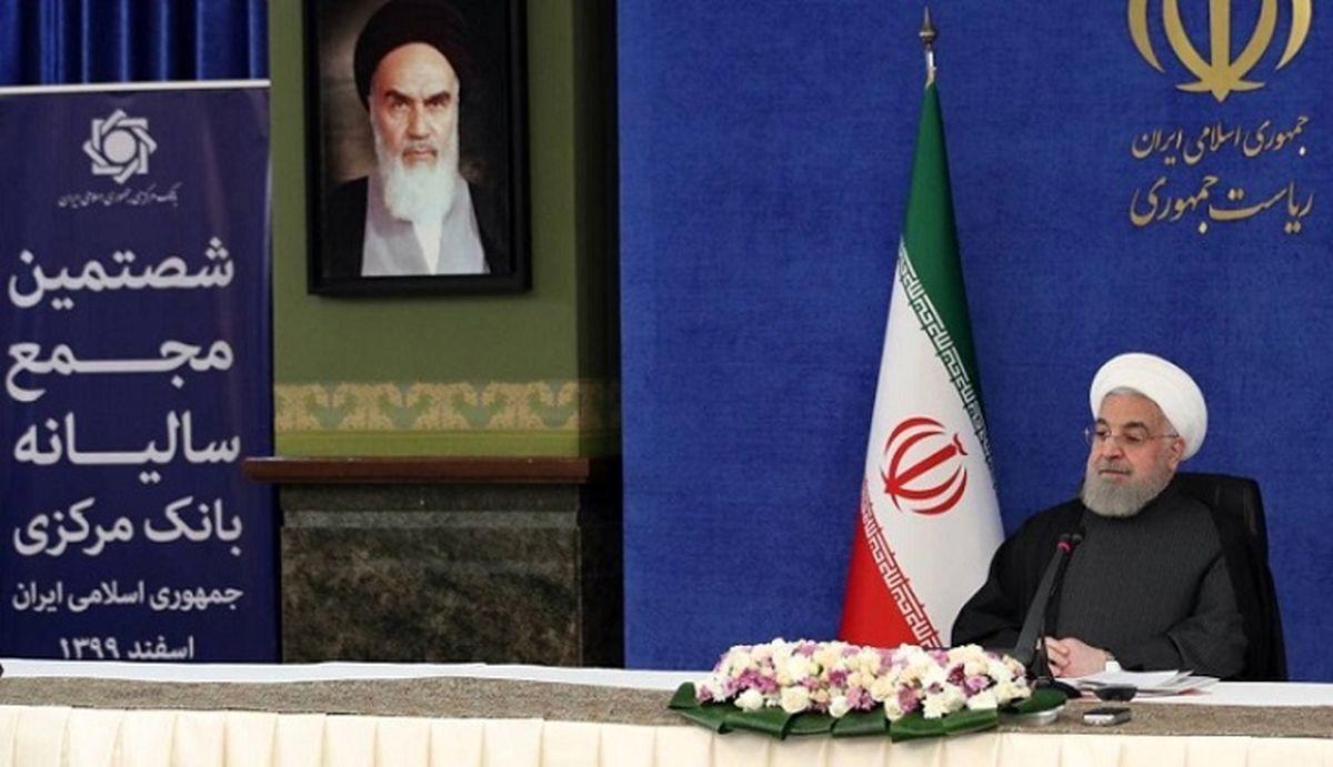 دفاع روحانی از نرخ تورم فعلی: در این سالها کشور به خوبی اداره شده/ نباید برخی واقعیتها را تحریف کنند