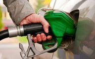 بازداشت فردی که پمپ بنزین را آتش زد!