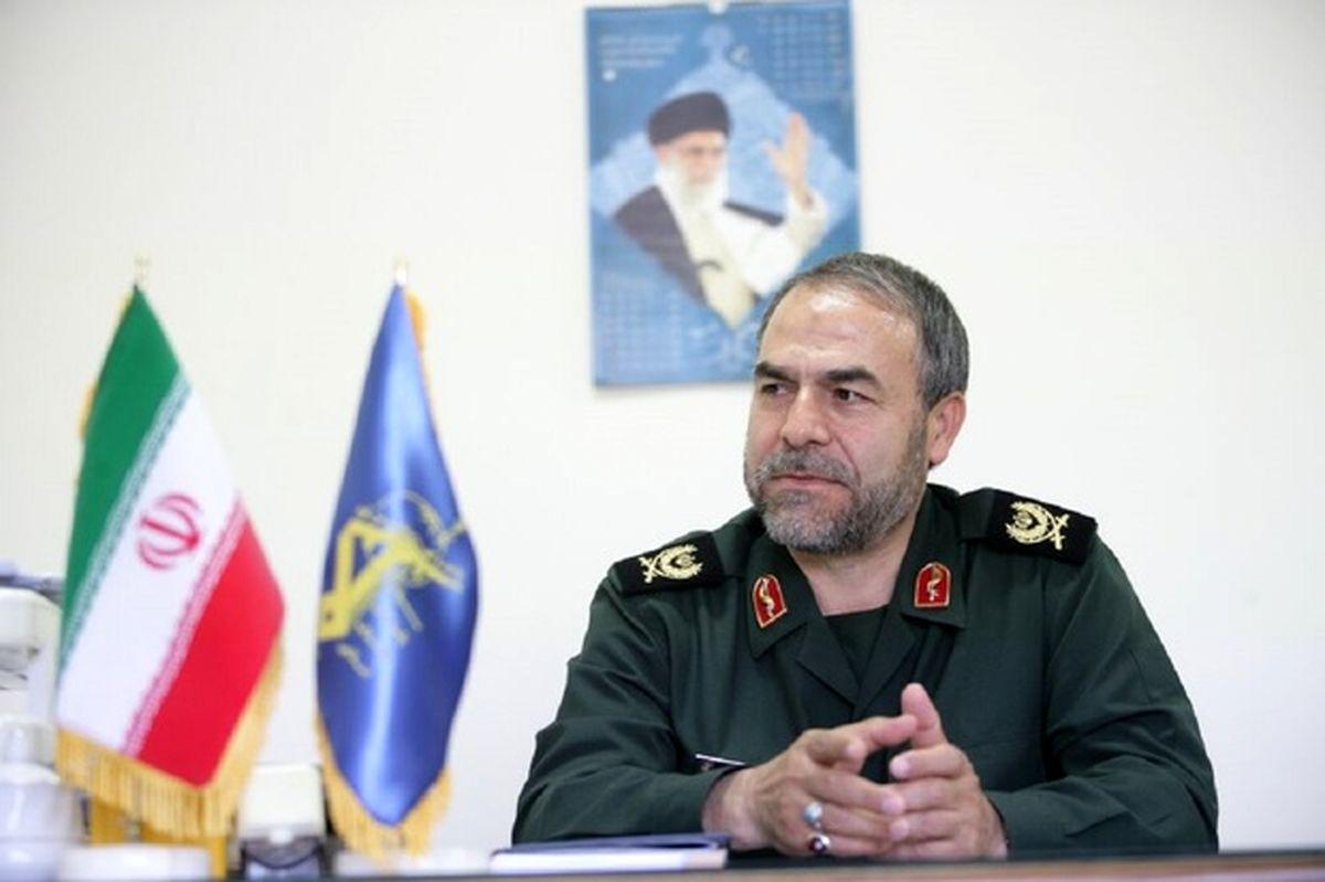 واکنش مهم معاون سیاسی سپاه به یکدست شدن قوا + جزئیات