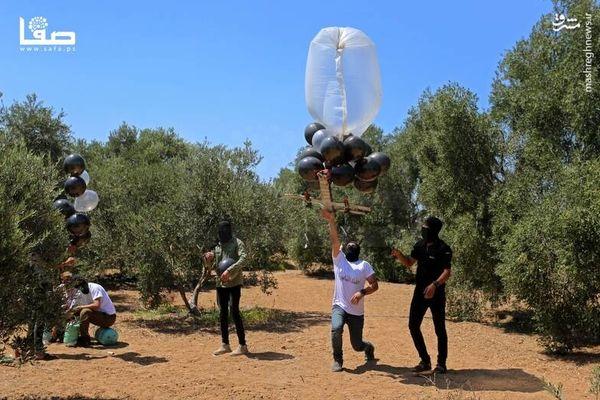 جدید ترین فیلم از آتش سوزی گسترده در صنایع نظامی اسرائیل