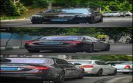 تصاویر جدیدترین نسل بنز S500 در تهران