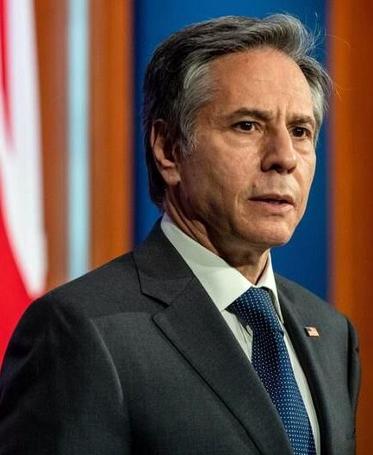 بلینکن به مقامات رژیم صهیونیستی هشدار داد