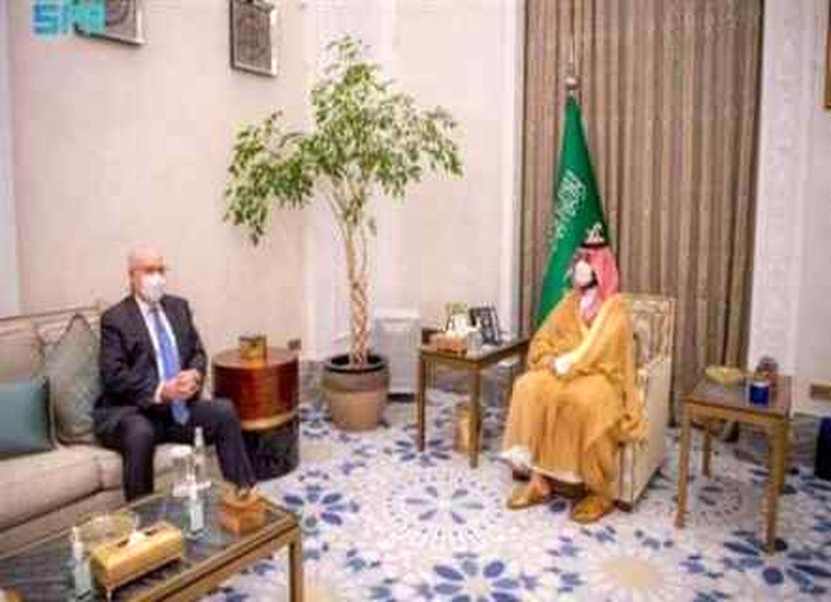 رایزنی ولیعهد سعودی با فرستاده آمریکا درباره یمن