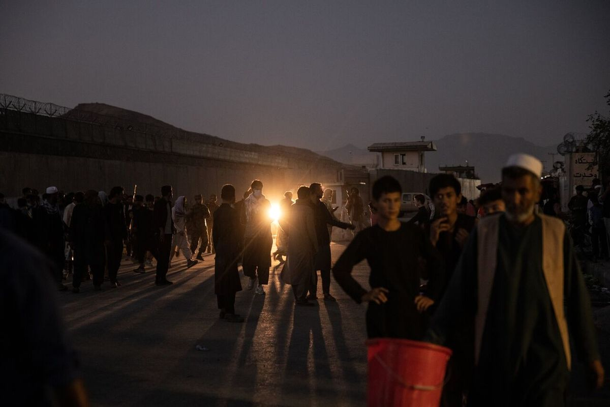 تخریب پایگاه سازمان جاسوسی آمریکا در افغانستان
