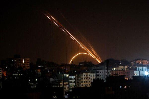 ارتش رژیم صهیونیستی: نیمی از ۲۹۰۰ راکت شلیک شده از غزه را رهگیری کردیم