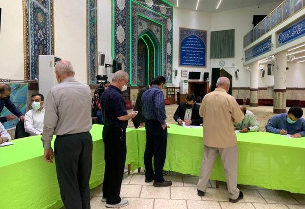 جدیدترین حاشیه های انتخاباتی از حضور مردم در مسجد النبی نارمک