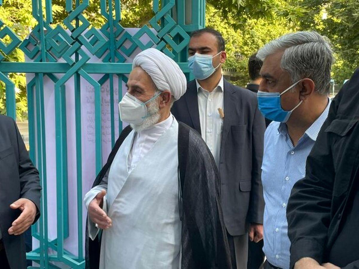 اجازه شرکت در انتخابات شورای شهر تهران به ناطق نوری داده نشد !