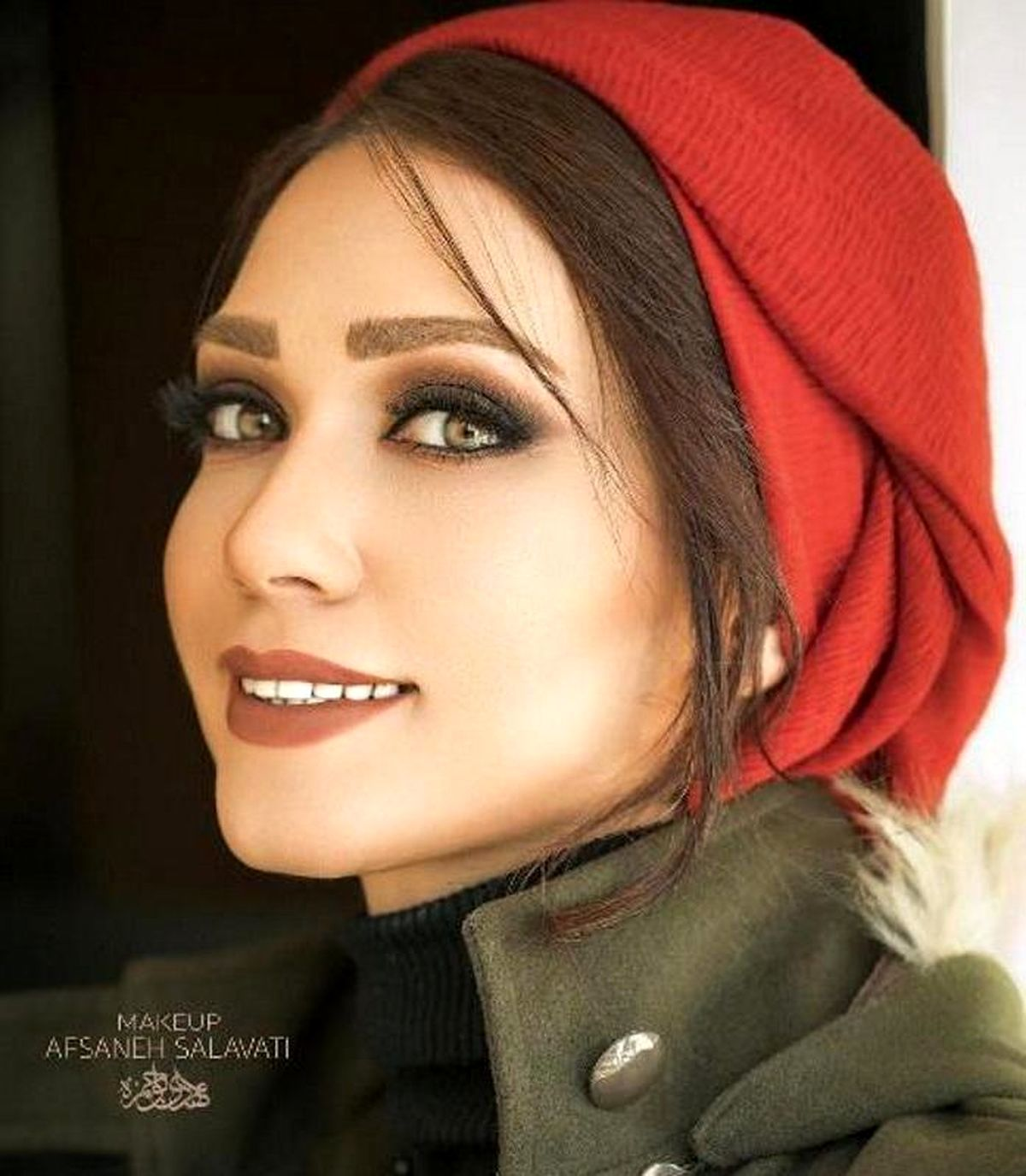 چهره زیبا و با آرایش شهرزاد کمال زاده + عکس