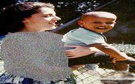 تصویر دیدنی از باراک اوباما در کودکی
