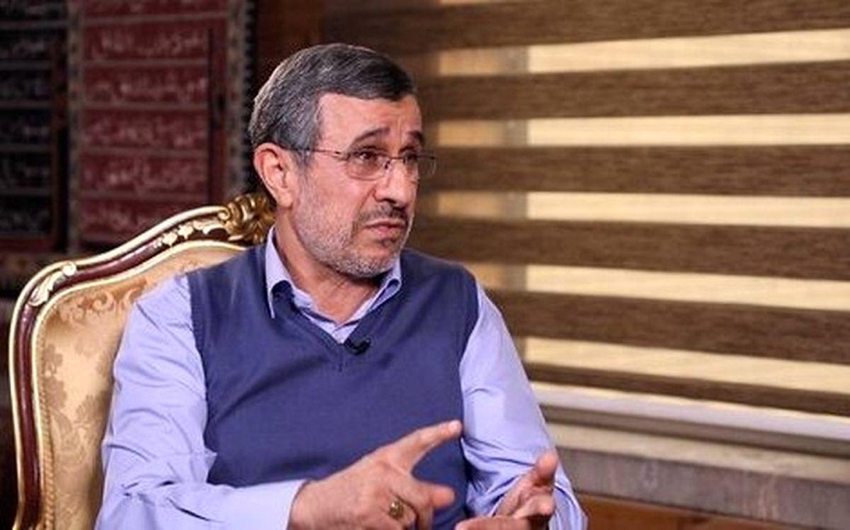 پدر داماد احمدینژاد:او درباره حوادث آبان98 حکومت را مقصر میداند/ داوری برای دستگاههای امنیتی کار میکند / احمدی نژاد میآید و ۴۰ میلیون رای دارد