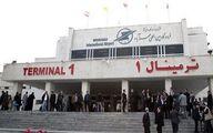 بازگشت پروازهای فرودگاه مهرآباد به حالت عادی همزمان با اتمام مراسم تنفیذ