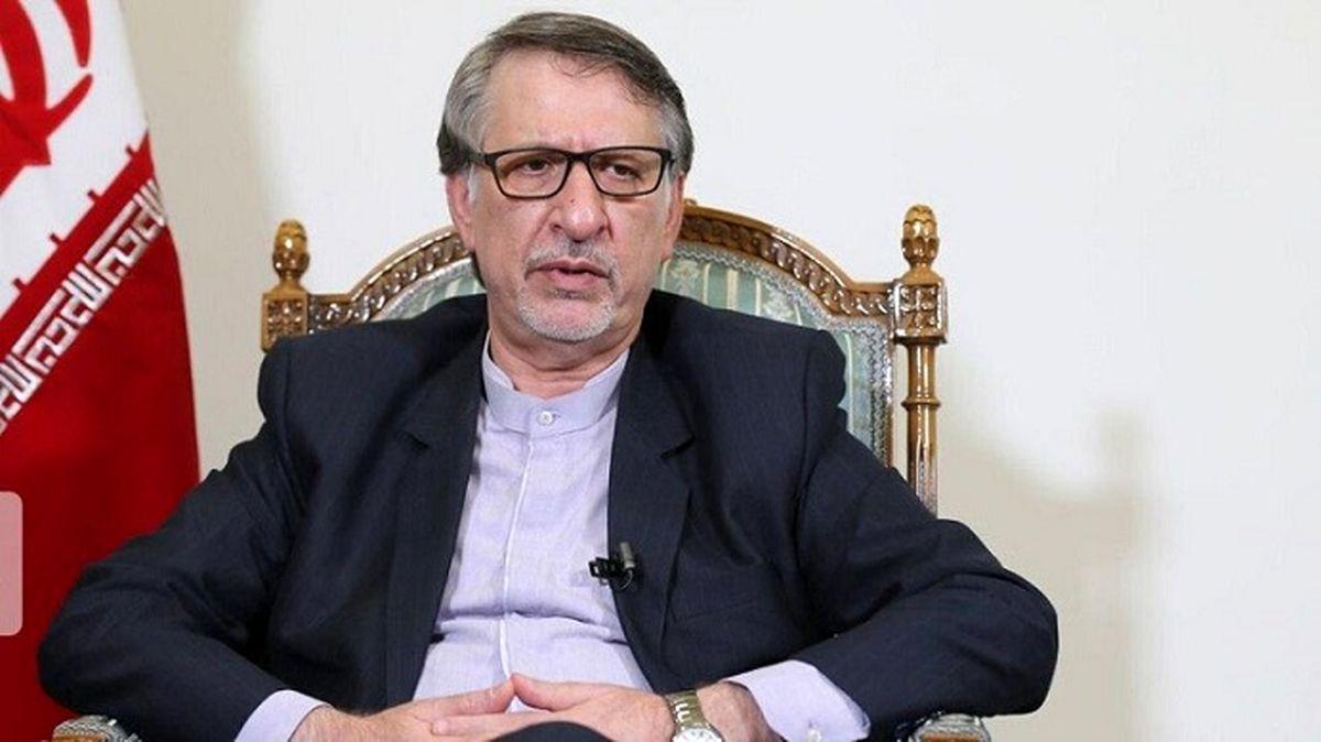 سفیر ایران در انگلیس مشخص شد + عکس
