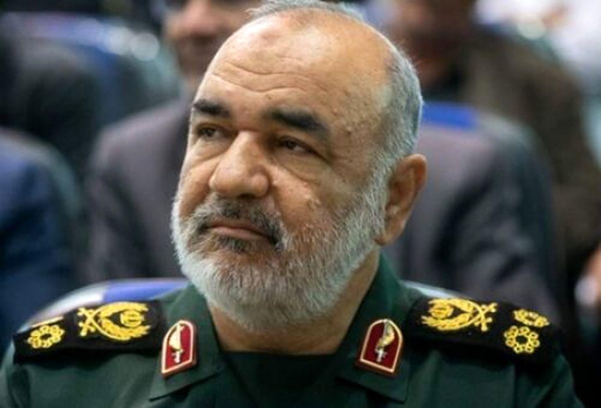 واکنش سردار سلامی درمورد کاندیدا شدن برخی از نظامیان