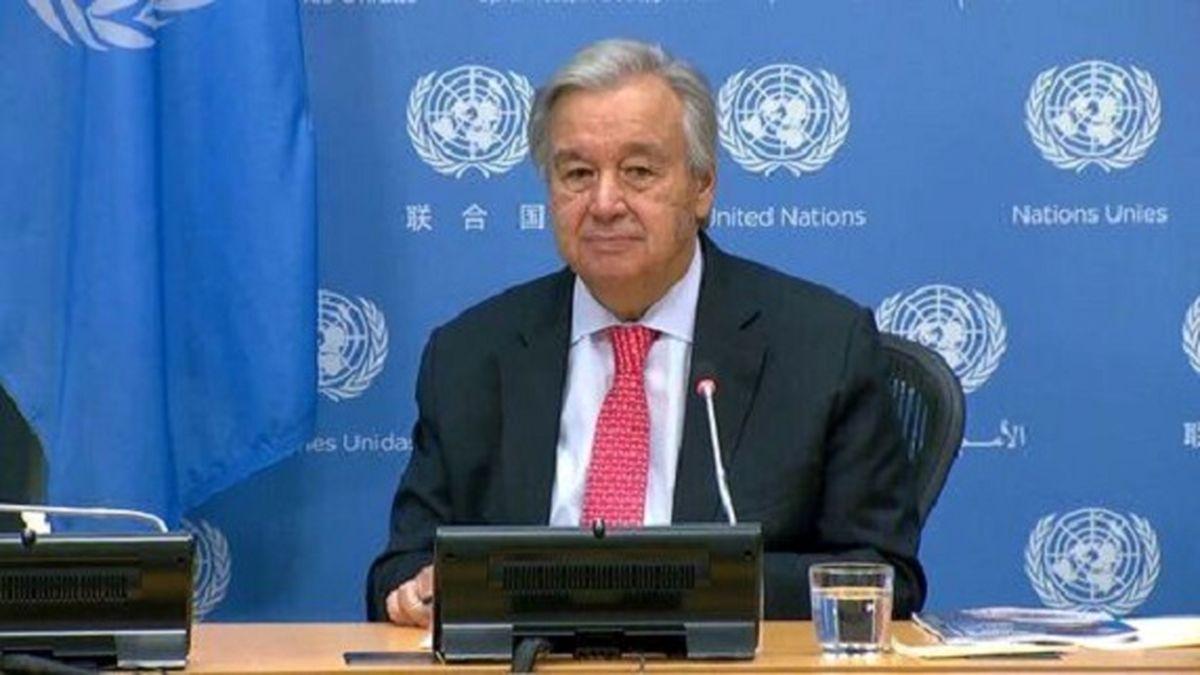 گوترش برای یک دوره دیگر دبیرکل سازمان ملل شد + جزئیات