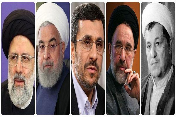 کدام رؤسای جمهور ایران از دانشگاهها دکترای افتخاری گرفتند؟