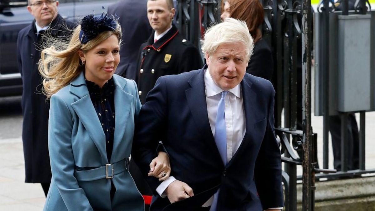 ازدواج جمع و جور و بی خبر بوریس جانسون نخست وزیر انگلیس