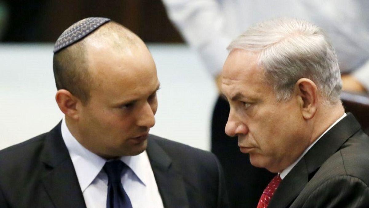 جنگ داخلی نخست وزیران اسرائیل بر سر ایران !