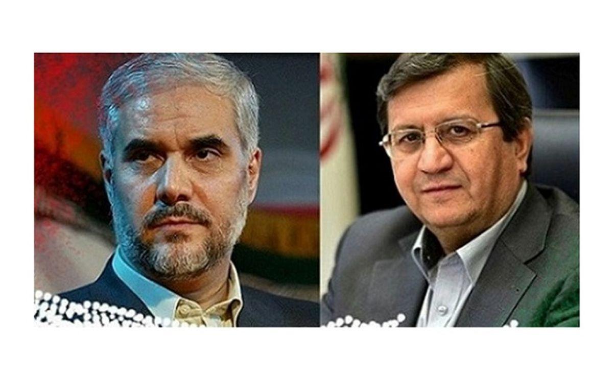 اصلاحطلبان رو در روی همتی و مهرعلیزاده!