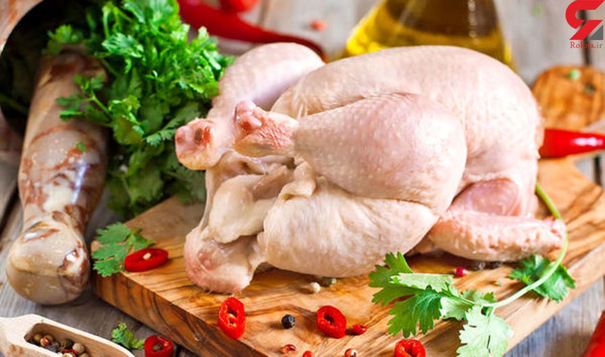 قیمت مرغ در هفته اول شهریور ماه کاهش می یابد؟
