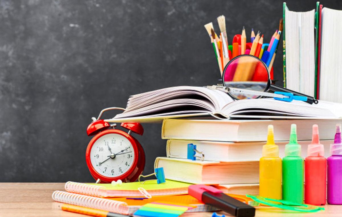 بررسی قیمت انواع لوازم تحریر و کتاب کمک درسی در بازار