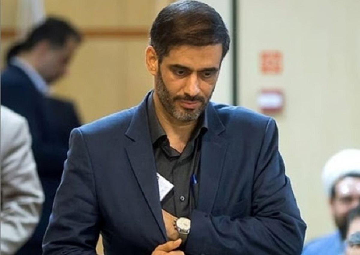 سعید محمد از حضور در انتخابات ۱۴۰۰ منع شد؟