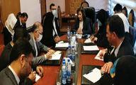 دیدار هیات پارلمانی ایرانی با مشاور بشار اسد