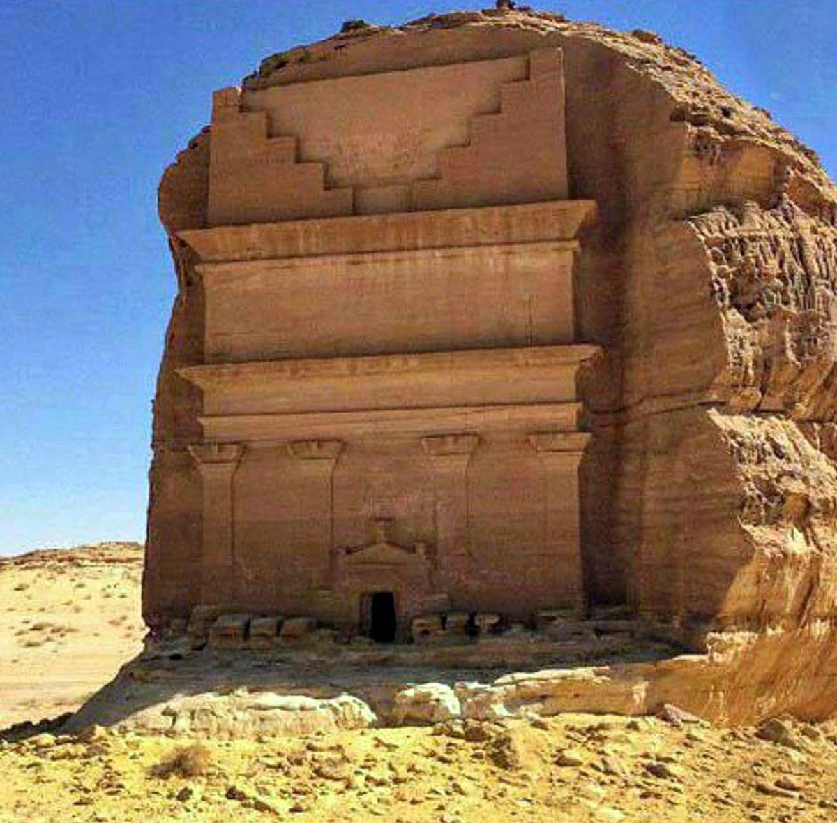 قصر الفرید اولین بنای ثبت شده عربستان در یونسکو
