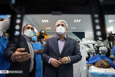 ربات جراح ایرانی