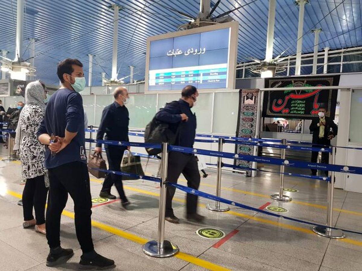 دلیل بینظمی در سفر زائران اربعین از زبان معان وزیر راه