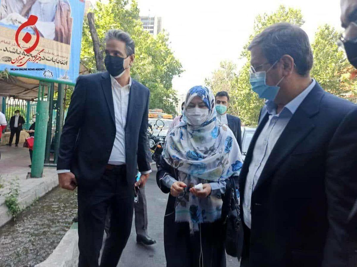 ویدئویی ناب از عبدالناصر همتی در توزیع قند و شکر کوپنی