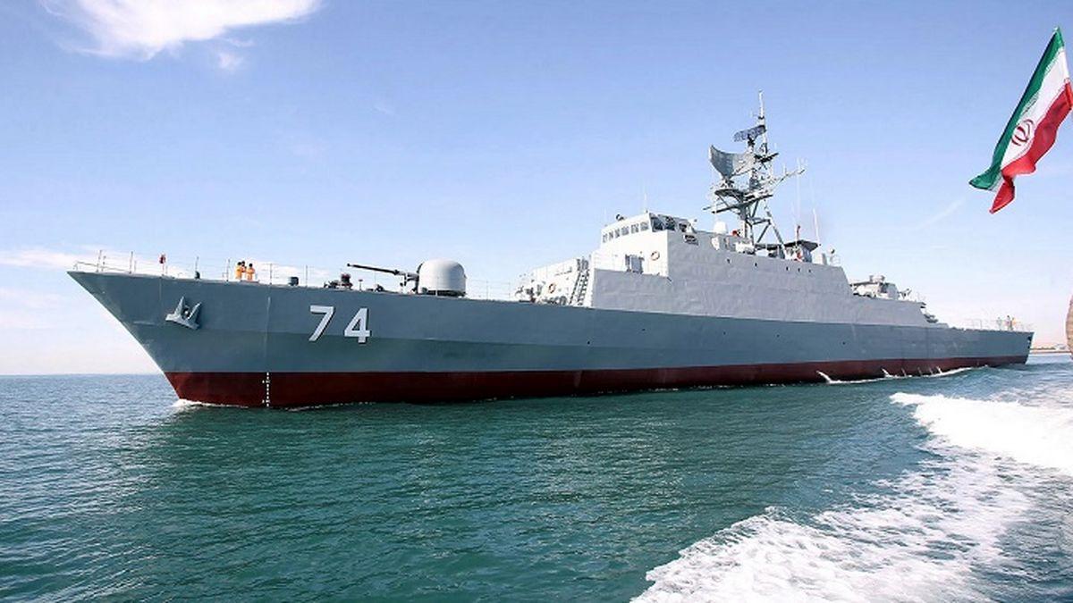 هشدار آمریکا به کوبا و ونزوئلا برای جلوگیری از پهلوگیری کشتی نیروی دریایی ایران