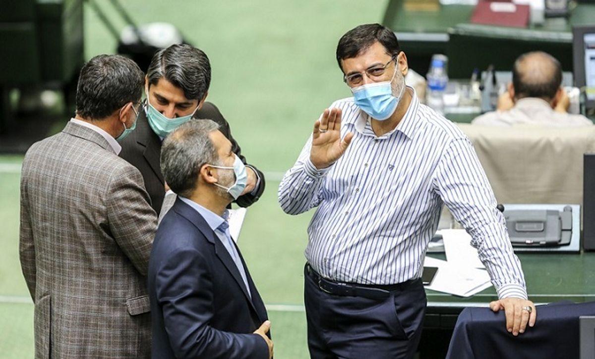 موافقت مجلس با استعفای قاضی زاده هاشمی | جزئیات