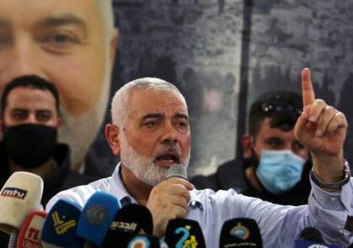 موضع قاطع اسماعیل هنیه علیه رژیم صهیونیستی + جزئیات