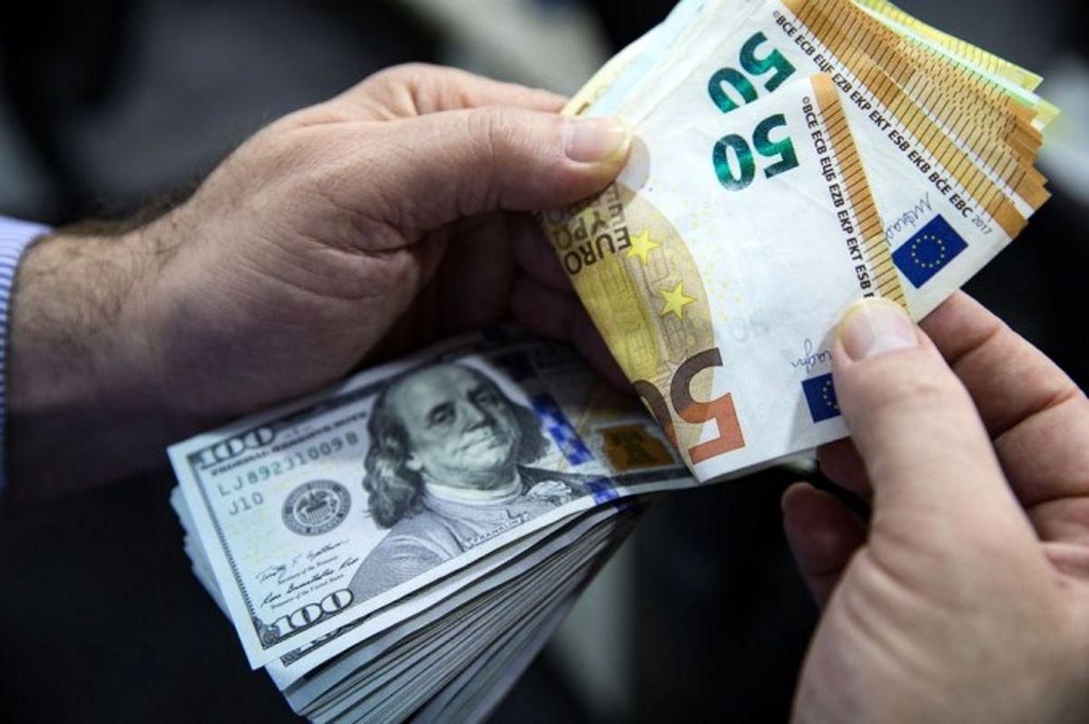 جدیدترین قیمت دلار، امروز ۱۲ خرداد ۱۴۰۰