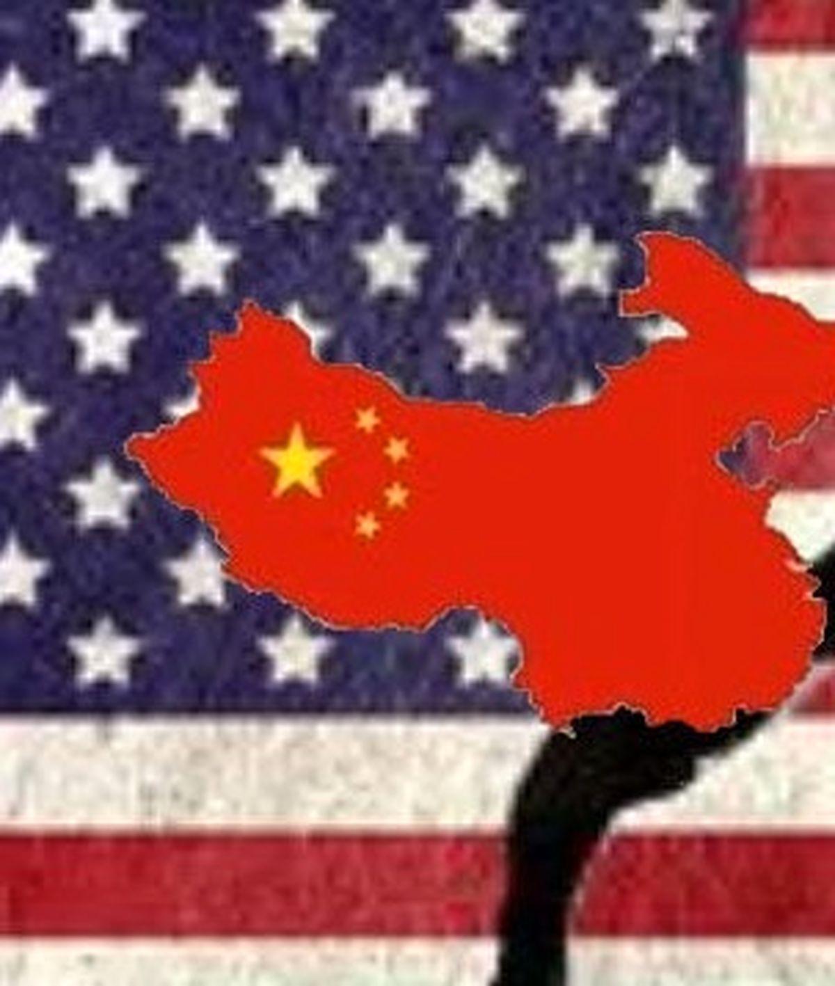 نقشه کثیف آمریکا و چین برای ایران